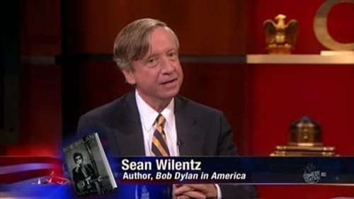 The Colbert Report 2010 Blueray: Season 6 – Episode Sean Wilentz