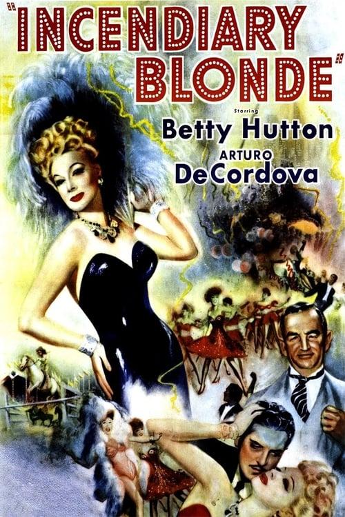 Mira La Película Incendiary Blonde En Buena Calidad