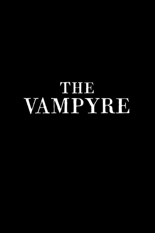 The Vampyre (None) Poster