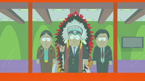 South Park - Season 7 - Episode 7: Red Man's Greed