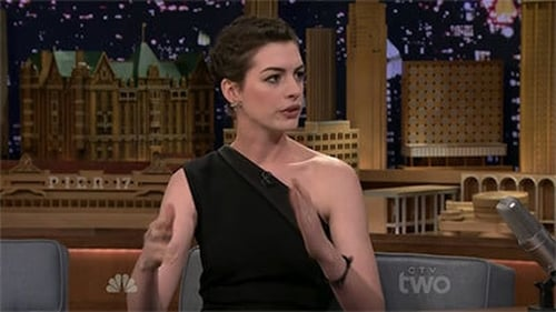 The Tonight Show Starring Jimmy Fallon: Season 1 – Episode Anne Hathaway, Marlon Wayans, Yusuf Islam