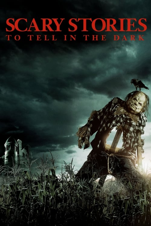 Poster. Scary Stories to Tell in the Dark (2019)