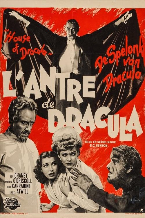 Regarder Le Film La maison de Dracula En Français En Ligne