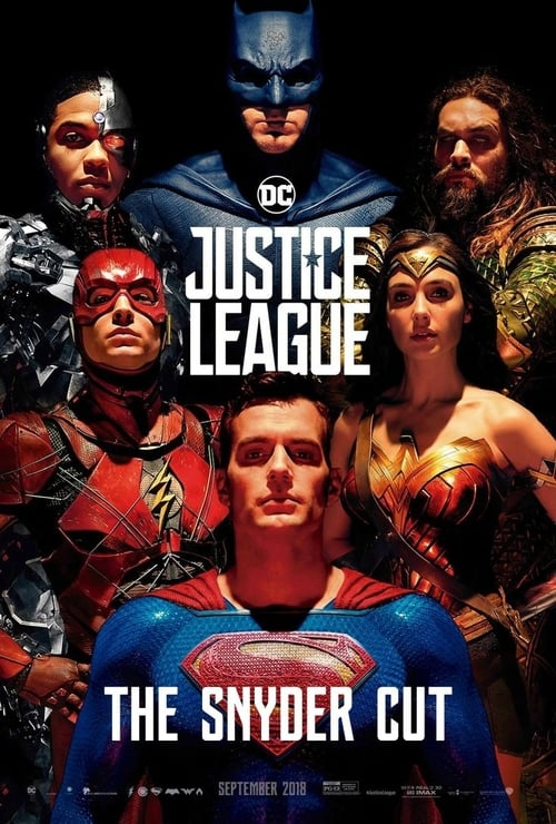 Justice League: The Snyder Cut (1970)