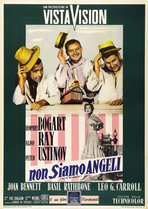 Non siamo angeli (1955)