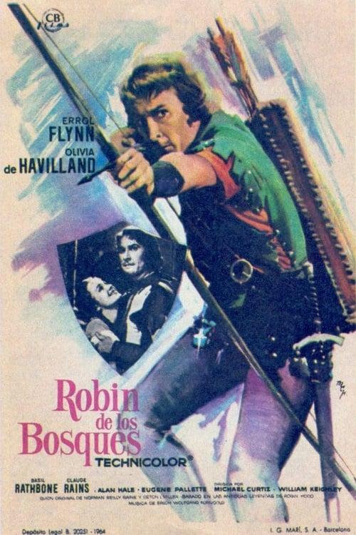 Robin de los bosques