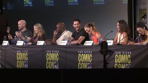 Lucifer - Season 0: Specials - Episode 3: 2016 Comic-Con Panel