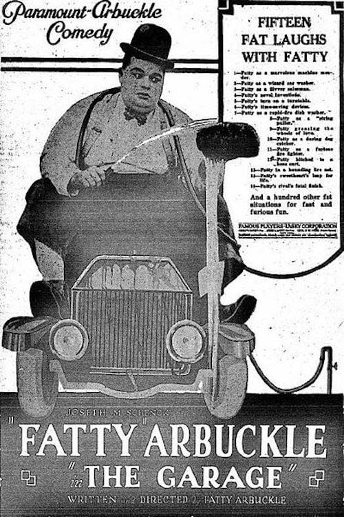 The Garage (1920)
