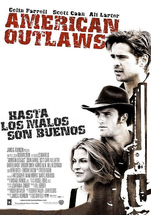 American Outlaws pelicula completa