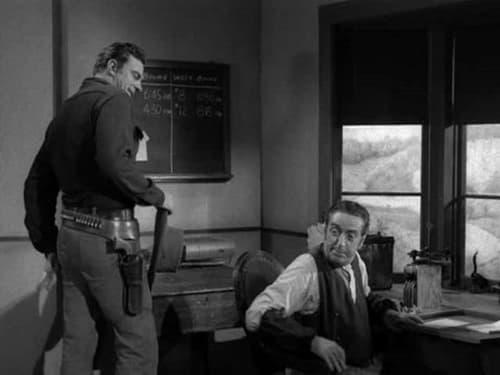 Gunsmoke: Season 2 – Episode Brush at Elkader