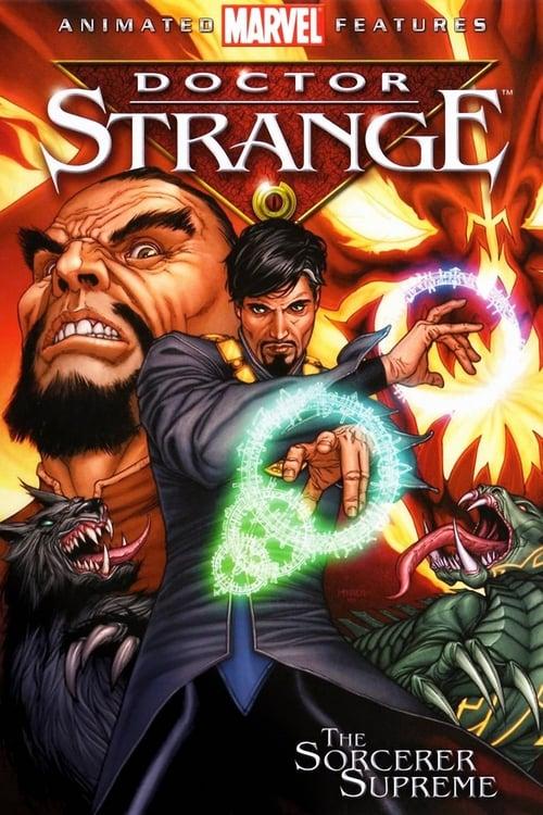 ➤ Docteur Strange Le Sorcier Supreme (2007) Streaming HD FR
