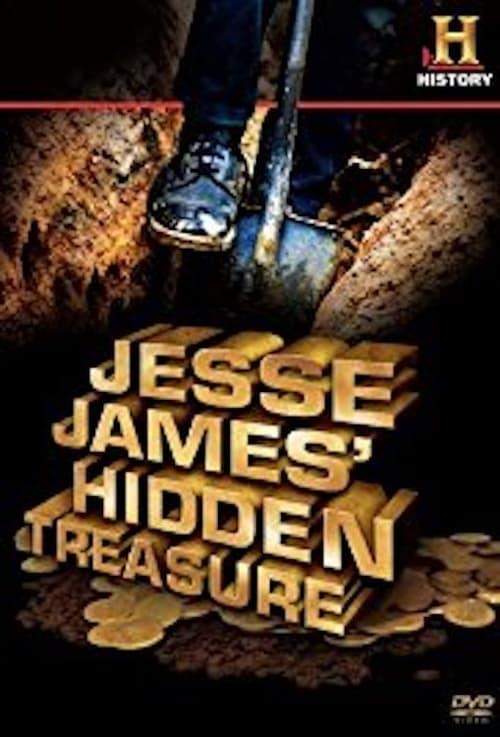 Jesse James' Hidden Treasure poster