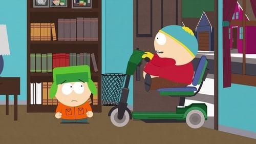 South Park - Season 16 - Episode 9: Raising the Bar