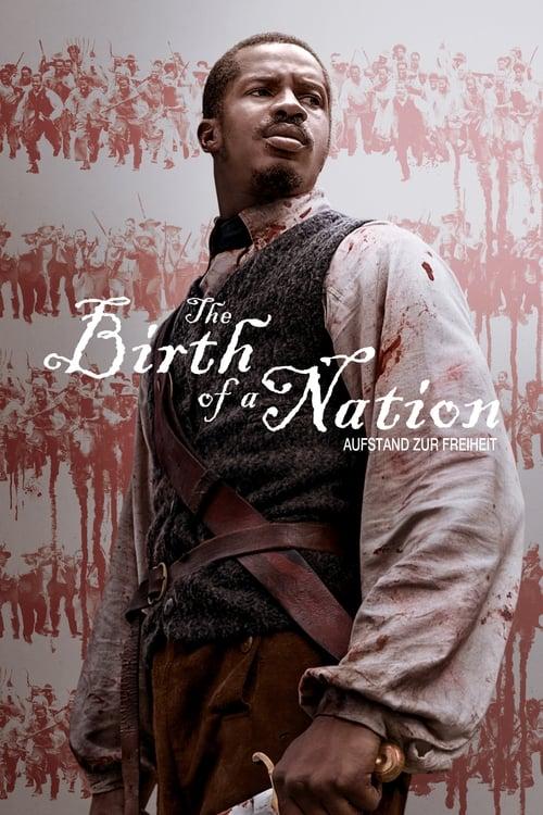Poster von The Birth Of A Nation - Aufstand zur Freiheit