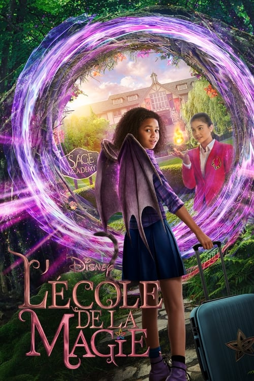 [1080p] L'école de la magie (2020) streaming