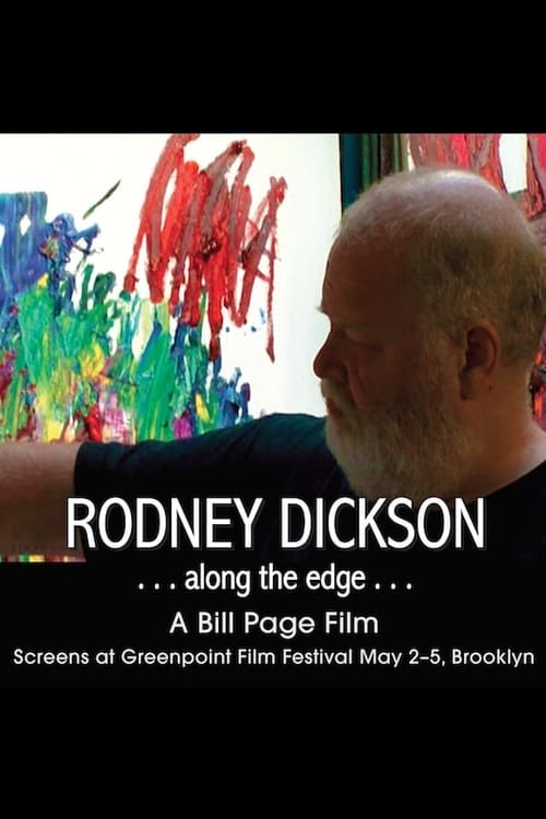 Rodney Dickson…along the edge…