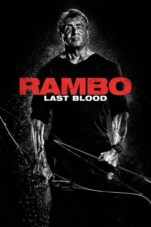 Poster for the movie, 'Rambo: Last Blood'