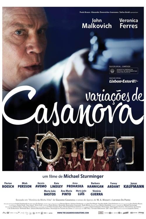 The Casanova Variations (2014)