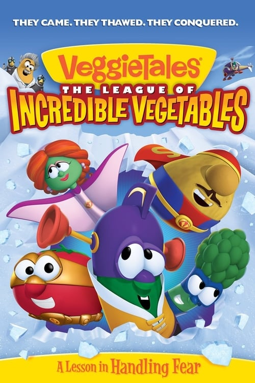 Regarder VeggieTales: The League of Incredible Vegetables Gratuitement
