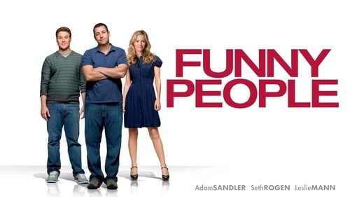 Funny People - George Simmons was prepared to die, but then a funny thing happened. - Azwaad Movie Database