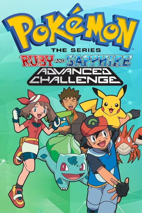 Pokémon: Advanced Challenge (2003) — The Movie Database (TMDb)
