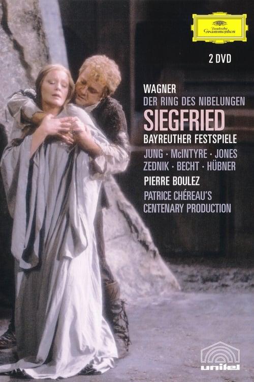 Assistir Wagner: Siegfried - Boulez, Chéreau Grátis