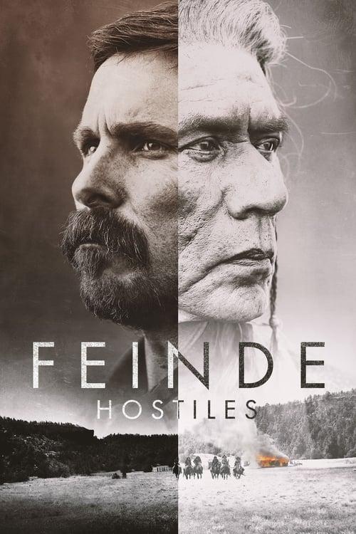 Feinde - Hostiles - Poster