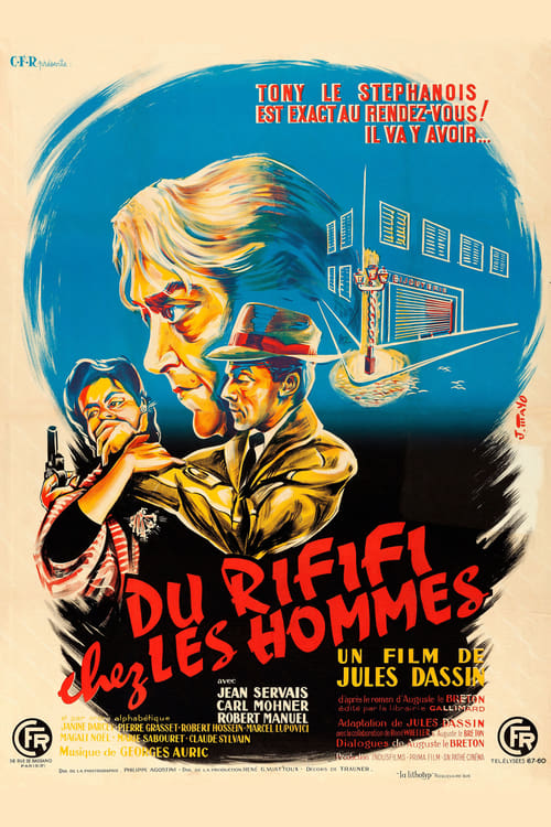 Film Du rififi chez les hommes En Ligne