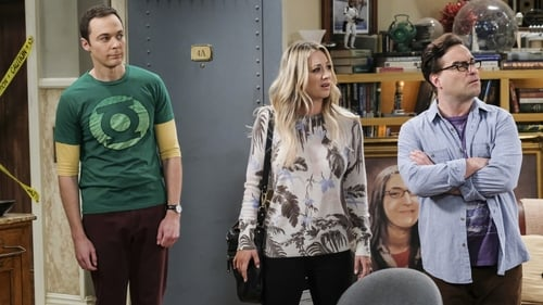 The Big Bang Theory - Season 10 - Episode 10: The Property Division Collision
