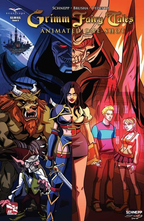 Grimm Fairy Tales Animated (2012)