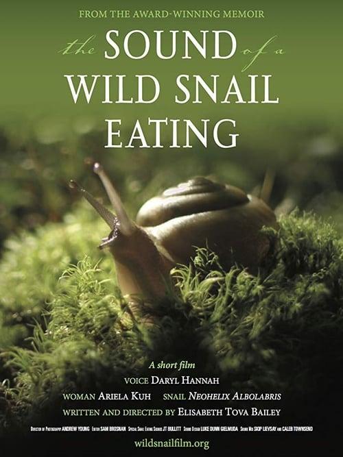 Filme The Sound of a Wild Snail Eating Dublado Em Português