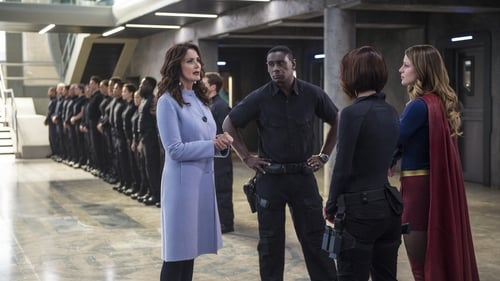 Supergirl: Season 2 – Episod Welcome to Earth