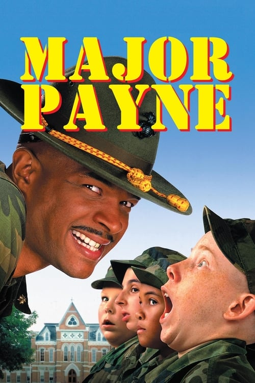 Watch Major Payne (1995) Best Quality Movie