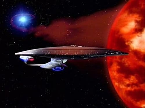 Star Trek: The Next Generation: Season 3 – Episod Evolution