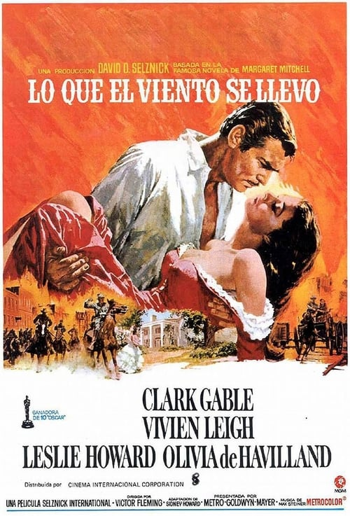 Gone with the Wind pelicula completa