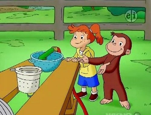 Curious George: Season 6 – Episode George and Allie's Automated Car Wash