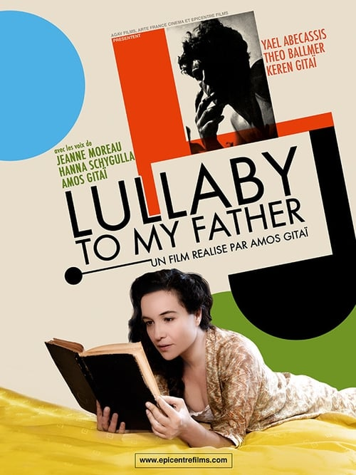 Largescale poster for Lullaby to my Father