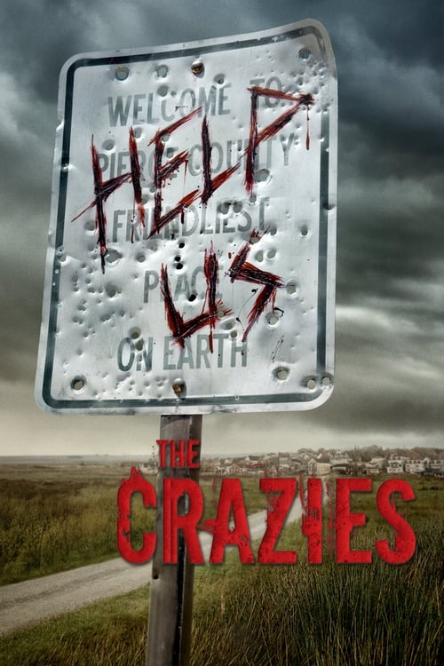 Poster for the movie, 'The Crazies'