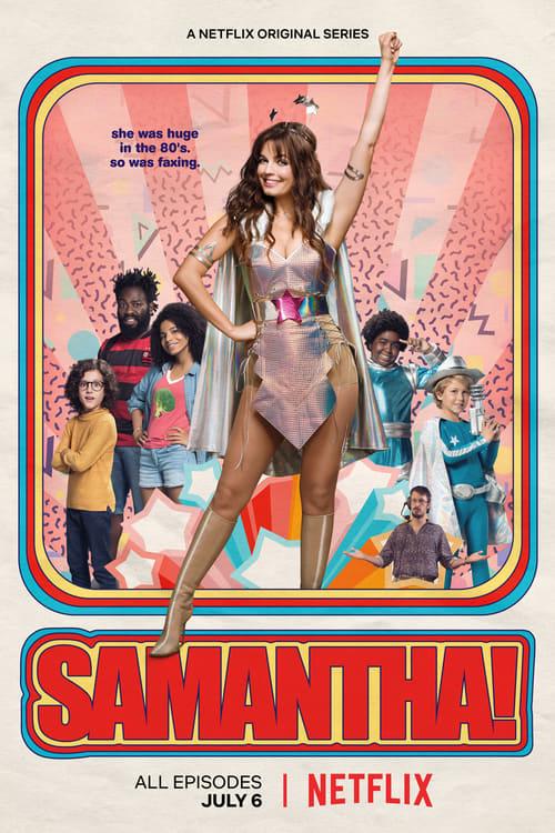 Samantha! (2018)