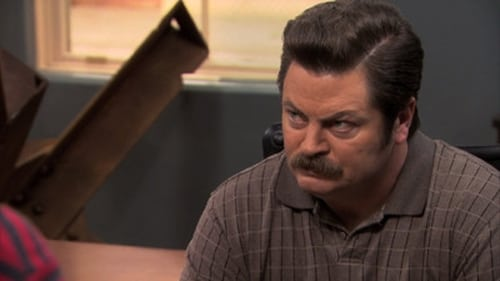 Parks and Recreation - Season 2 - Episode 21: 94 Meetings