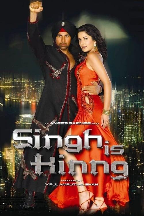 Singh Is Kinng film en streaming