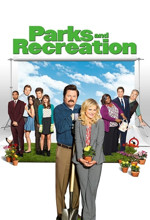 Parks and Recreation - Season 0: Specials - Episode 3: April & Andy's Road Trip: Calling Leslie