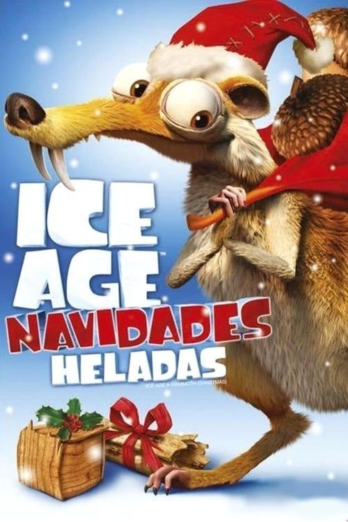 Mira Ice Age Navidades heladas En Español En Línea