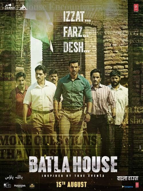Batla House film en streaming