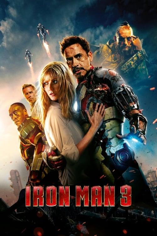 Iron Man 3 - Action / 2013 / ab 12 Jahre