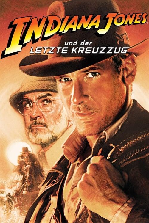 Poster von Indiana Jones und der letzte Kreuzzug