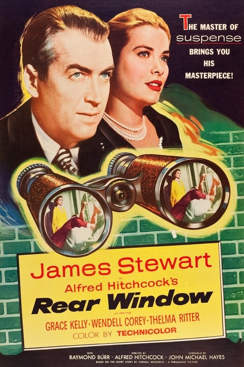 Download Rear Window (1954) Full Movie