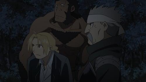 Fullmetal Alchemist: Brotherhood: Season 1 – Episod The Oath in the Tunnel