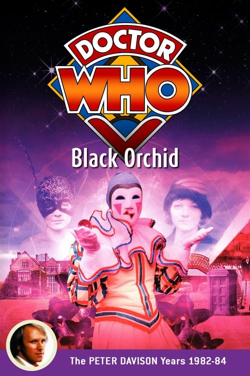 Filme Doctor Who: Black Orchid Com Legendas Em Português
