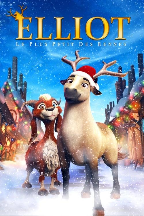 ★ Elliot : le plus petit des rennes (2018) streaming vf hd